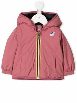 K Way Kids куртка-бомбер с капюшоном K009NQ0