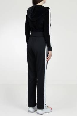 Черный комбинированный костюм для спорта Palm Angels 1864145944