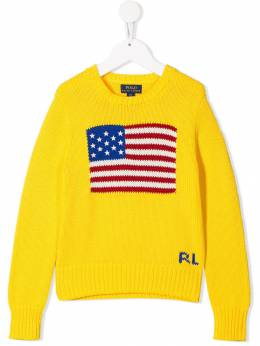 Ralph Lauren Kids джемпер с логотипом 772573002