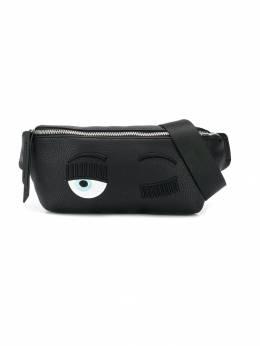 Chiara Ferragni Kids - поясная сумка Winking Eye B6669535335900000000