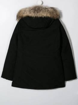 Woolrich Kids - fur hooded coat PS0906TUT66599536953