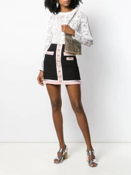 Elisabetta Franchi - юбка на пуговицах 6093E095333368000000