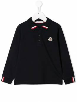 Moncler Kids - polo shirt 05658563095363356000