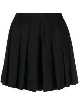 Boutique Moschino - pleated mini skirt 66583595365539000000