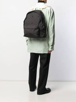Raf Simons - ring embellished backpack 9E953553050000000000