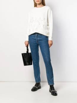 Twin-Set - feather sweatshirt TT093995358666000000