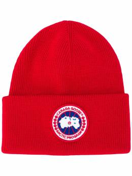 Canada Goose - embroidered logo beanie 936L3999953556090000