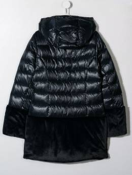 Herno Kids - faux fur lined padded coat 635G9069395336956000