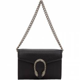 Gucci Black Dionysus Coin Case Bag 574930 CAO0N