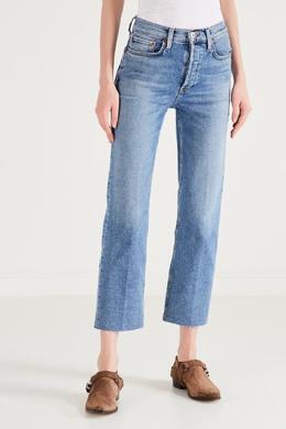 Голубые джинсы Re/Done 1781146765