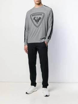 Rossignol - logo print sweater MY669533903300000000