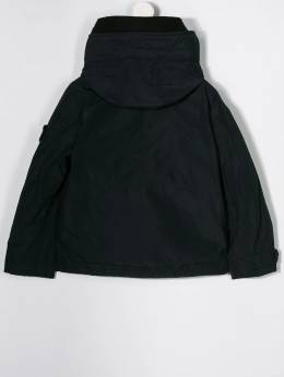 Stone Island Junior - hooded coat 656535K9533595300000