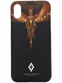 Marcelo Burlon County Of Milan - чехол для iPhone X A663R996686889693935