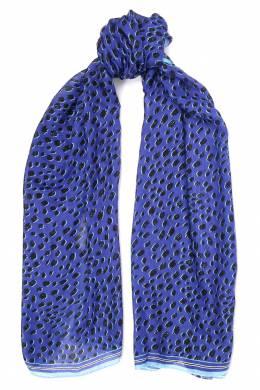 Прозрачный шарф с принтом Paul Smith 1924144548