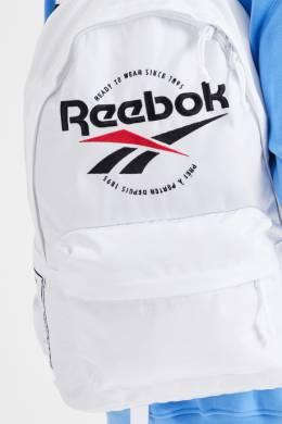 Белый рюкзак Reebok Classics RTW 1338141034