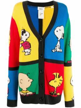 Chinti & Parker кардиган Peanuts в стиле колор-блок KQ77