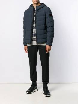 Peuterey - hooded down jacket 30596998666095593369