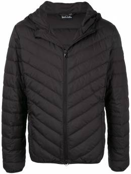 Ea7 Emporio Armani - quilted hooded jacket B69PNE9Z953558560000