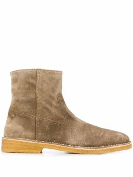 Isabel Marant - zipped ankle boots 93999A669N9538096900