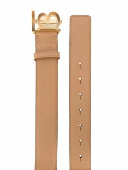 Burberry - logo buckle belt 66639539965600000000