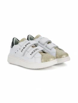 Philippe Model Kids - Granville touch strap sneakers 6VG99535393300000000
