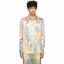 Sies Marjan Multicolor Satin Sander Shirt 192885M19201002GB