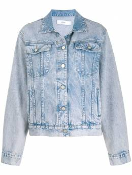 Closed - джинсовая куртка оверсайз 69695X5E950309530000