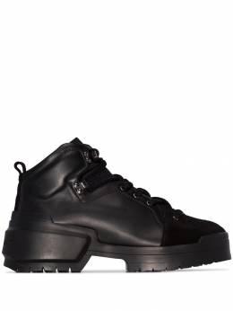 Pierre Hardy - ботинки Trap на шнуровке 69599996000000000000