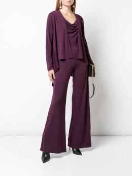 Natori - long flared trousers 966P9535665500000000