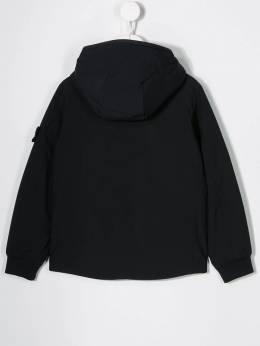 Stone Island Junior - hooded lightweight jacket 65633995388659000000