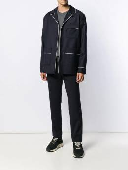 A.P.C. - patch pocket jacket WBH63933953653350000