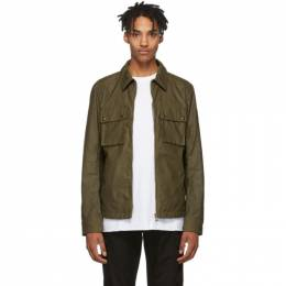 Belstaff Green Dunstall Jacket 192084M18000903GB