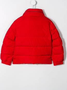 Moncler Kids - quilted down jacket 06855555395505393000
