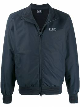 Ea7 Emporio Armani - chest logo lightweight jacket B08PN03Z955693330000