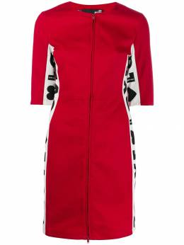 Love Moschino - Love panelled dress 5869T985995356355000