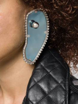 Y/Project - Oyster earrings RINGS96S939556893300
