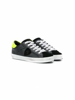 Philippe Model Kids - logo sneakers ICLL6VF9953593600000