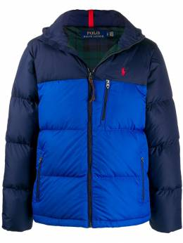 Polo Ralph Lauren - hooded padded jacket 35686595563980000000
