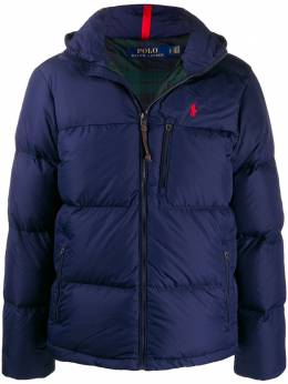 Polo Ralph Lauren - hooded padded jacket 35686595563985000000