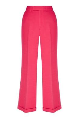 Розовые брюки Gucci 470147974