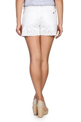 Белые шорты с отделкой Tommy Hilfiger 2838147929