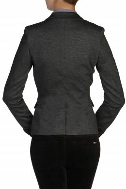Темно-серый блейзер с декором Tommy Hilfiger 2838147895