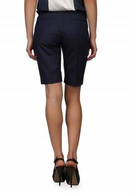 Удлиненные темно-синие шорты Tommy Hilfiger 2838148011