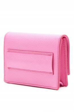 Розовая сумка на пояс из кожи Jacquemus 2985147859