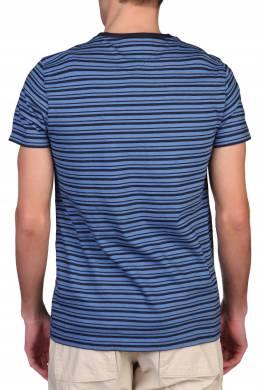 Полосатая футболка с нагрудным карманом Tommy Hilfiger 2838148282
