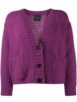 Roberto Collina - knitted cardigan 99695566969000000000