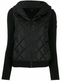 Canada Goose - ribbed panel jacket 866L3995365365000000