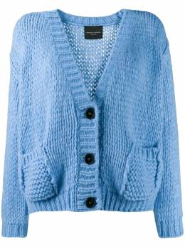Roberto Collina - knitted cardigan 99695566960000000000