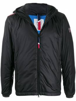 Rossignol - hooded rain jacket MJ856669559650500000