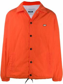 MSGM - overshirt patch jacket 6MH90X99556595595833